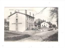 54 - FROUARD - LA ROCHOTTE CHEMIN USINE DE MONTATAIRE - 1918 - Restaurant TERRASSE ANIMEE - J. ROSET - Frouard
