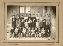 PONTARLIER PHOTO DE CLASSE - Personnes Anonymes