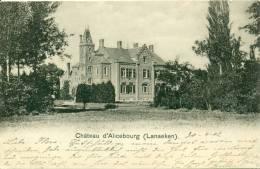 Lanaken - Kasteel - 1902 - Gelopen - Lanaken
