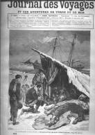 Journal Des Voyages - N° 544 Du 11 Décembre - Les Expéditions Au Pôle Nord - Le Coureur Des Jungles - Les Phoongies,Birm - Zeitungen