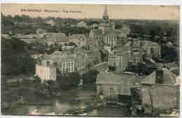 CPA 53 AMBRIERES VUE GÉNÉRALE - Ambrieres Les Vallees
