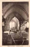 41 COUTURE SUR LOIR Interieur De L Eglise - France