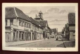 Cpa   Allemagne Frankfurter Strasse    PVY3 - Gross-Gerau