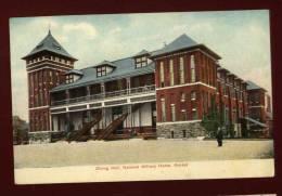 Cpa  Des Etats-Unis  Kansas  Dining Hall , National Military Home    PVY3 - Non Classés