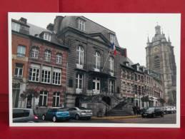 Avesnes Sur Helpe (59) France, Hôtel De Ville, La Collégiale St Nicolas - Places