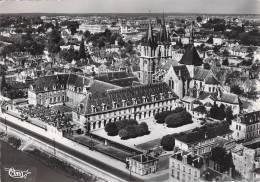 [41] Loir Et Cher > BLOIS Vue Aérienne-L'Hôpital Et L'Eglise St Nicolas -(Cpsm Année 1952) PRIX FIXE - Blois