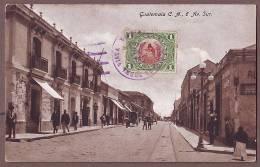 Guatemala  6Av. Sur.  Gu43 - Guatemala