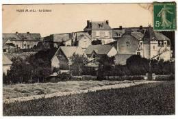 CPA  MAINE Et LOIRE 49   MURS   Le Coteau - France