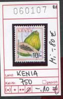 Kenia - Kenya - Michel 750 - Oo Oblit. Used Gebruikt - Früchte - Papaya - Kenia (1963-...)