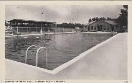 North Carolina Sanford Sanford Swimming Pool
