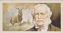 Brooke Bond Tea Vintage Trade Card Famous People 1967 No 2 Sir Edwin Landseer - Tea & Coffee Manufacturers