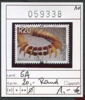 Südafrika - South Africa - Michel ? 20,00 Rand  - Oo Oblit. Used Gebruikt - Schmuck - Afrique Du Sud (1961-...)