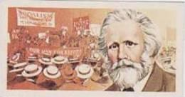 Brooke Bond Tea Vintage Trade Card Famous People 1967 No 19 James Keir Hardie - Tea & Coffee Manufacturers