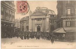 Cpa Paris1 La Bourse De Commerce - Arrondissement: 01