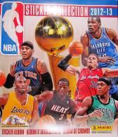 ALBUM VUOTO PANINI CON 78 FIGURINE NBA 2012-2013 - Panini