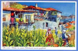 Malerischer Winkel Aus Dem Tabakdorf MELNIK (Bulgarien), 193?-195? - Bulgarien