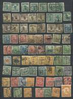 China 1923 And Up  Accumulation Used Some Overprint - China