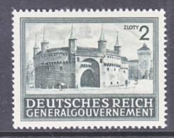 Germany Occupation Poland N 100  ** - Occupation 1938-45
