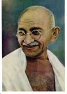 (199) Mahathma Gandhi - Hombres Políticos Y Militares