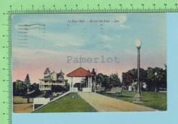 Rivière Du Loup  Quebec Canada ( Expédié En 1963 Le Parc Blais )  Carte Postale PostCard  2 Scan - Non Classés