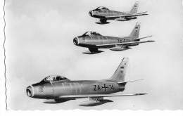 Die Bundeswehr Canadair Sabre Mk. VI Militär Flugzeug Aeroplane ZA 14 Sw 1958 - 1946-....: Moderne