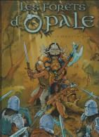 """LES FORETS D'OPALE  """" LE BRACELET DE COHARS """"  - ARLESTON / PELLET  -  E.O.  JANVIER 2000  SOLEIL - Forêts D'Opale, Les"""