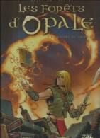 """LES FORETS D'OPALE  """" L'ENVERS DU GRIMOIRE """"  - ARLESTON / PELLET  -  E.O.  SEPTEMBRE 2001  SOLEIL - Forêts D'Opale, Les"""