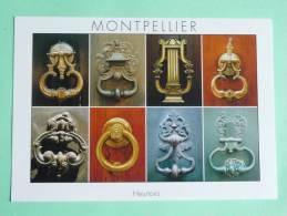 MONTPELLIER - Heurtoirs. - Montpellier