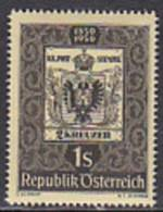 Oesterreich 1950. 100 Jahre Briefmarken (B.0835) - 1945-.... 2ème République