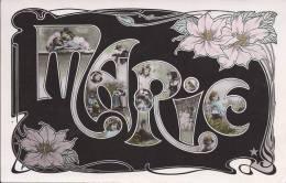 7088 - Marie  Art 1900 - Prénoms