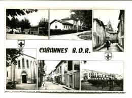 CP-  REFLETS DE CABANNES (13) - Sin Clasificación