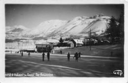 CPSM -(38) - VILLARD-de-LANS -La PATINOIRE - Villard-de-Lans