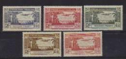 Soudan - Poste Aérienne N° 1 à 5 Neufs ** - Sudan (1894-1902)