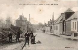 Mont D Origny Route De Guise La Mairie - France