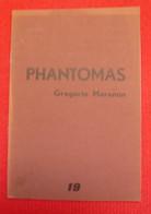 Phantomas N° 19 - Gregorio Marano - Poésie