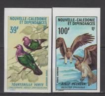 Nouvelle Calédonie  PA N°  110 / 111  Non-Dentelé Luxe ** - Airmail