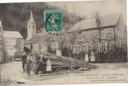 Carte Postale Ancienne De LANDRICHAMPS - Other Municipalities