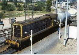 10x15   WOIPPY  L´A1AA1A62067 VIENT DE TRIER UNE RAME      Train - France