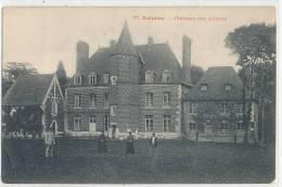 ESTELLES  Château Des Alleurs  Animér - Altri Comuni
