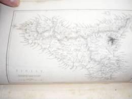 1853 BARTLETT W.H.  PICTURES FROM SICILY .- 33 INC + 16 NEL TESTO - MOLTO RARO ORIGINALE CON UMIDITA' - - Esplorazioni/Viaggi