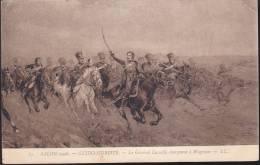 CPA - (Tableaux) Salon 1906 - Guido Sigriste - Le Général Lassale Chargeant A Wagram - Schilderijen