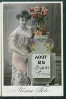 Bonne Fête , 25 Aout , Sainte Louise   - Ux63 - Unclassified