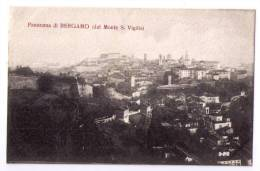 Panorama Di Bergamo ( Dal Monte S. Vigilio - Bergamo