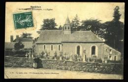 Cpa Du 56 Saint Malo De Beignon  L' église   PUO2 - Non Classés