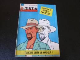 JOURNAL TINTIN N°34 1963  CRAENHALS - Tintin