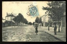 Cpa Du 93  St Ouen Le Boulevard Victor Hugo     PUO2 - Saint Ouen