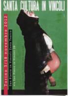 Fre162 Promocard, Freecard, Torino San Pietro In Vincoli, Arte, Inshallah, Pittura Ad Olio Su Tela, Donna Incinta, Art - Pubblicitari