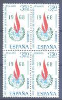 España 1874 ** B4. Derechos Humanos 1968 - 1931-Hoy: 2ª República - ... Juan Carlos I