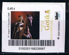 Biberpost 2009 O , Aufbruch In Die Gotik - Privatpost
