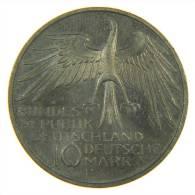 GERMANIA - 10 MARK 1972 F - [ 7] 1949-… : RFA - Rep. Fed. Tedesca
